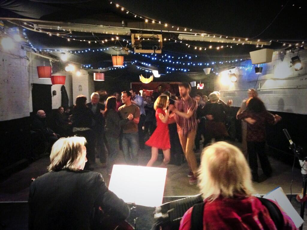 Ceilidh at the HUB