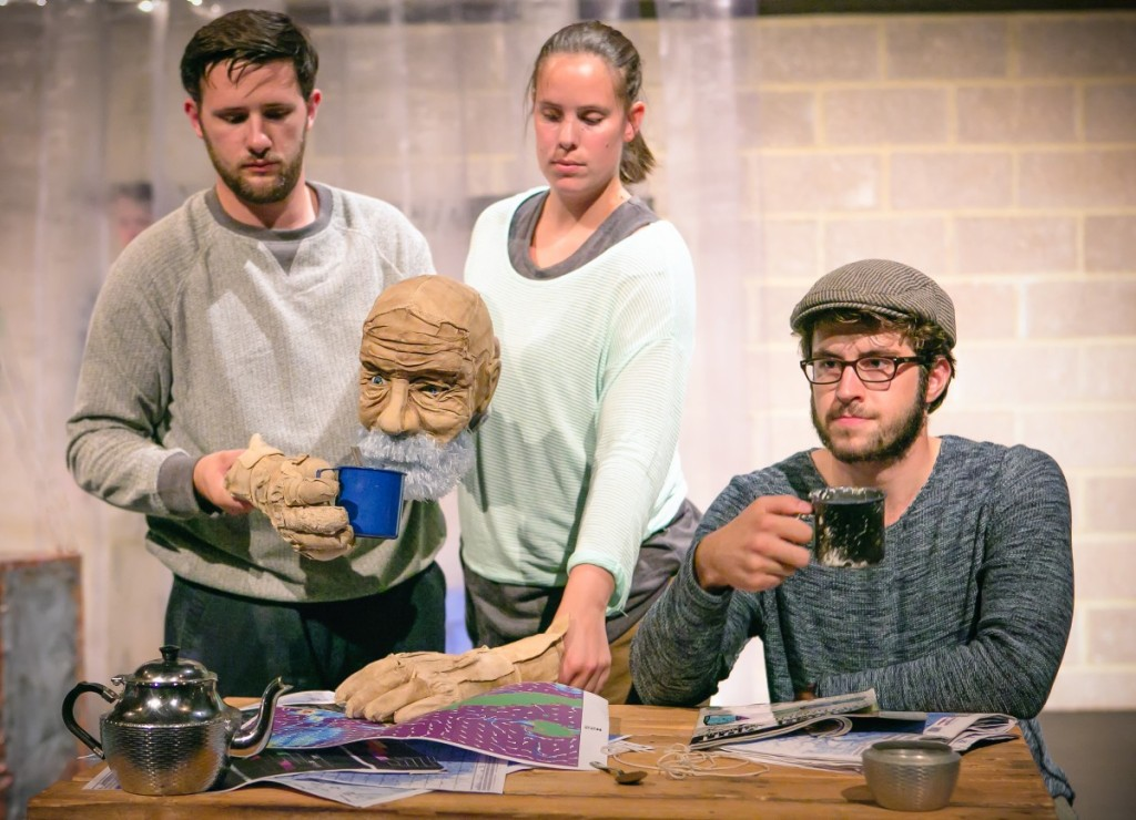 IN OUR HANDS - PRODUCTION PHOTO 2014