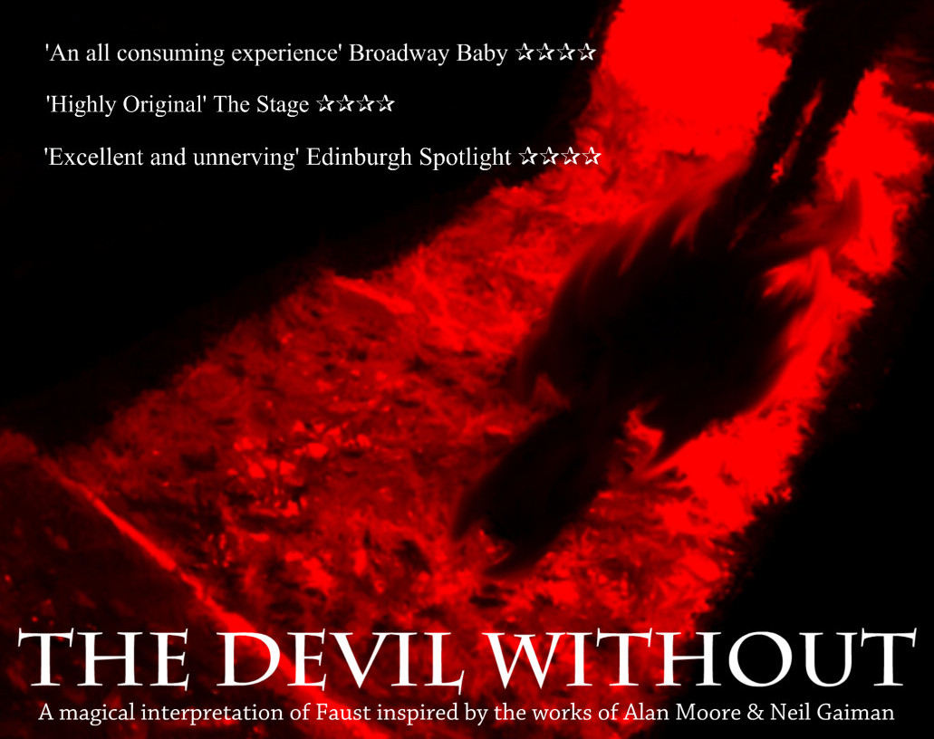 THE DEVIL WITHOUT - Cavort Theatre / Ian Harvey Stone