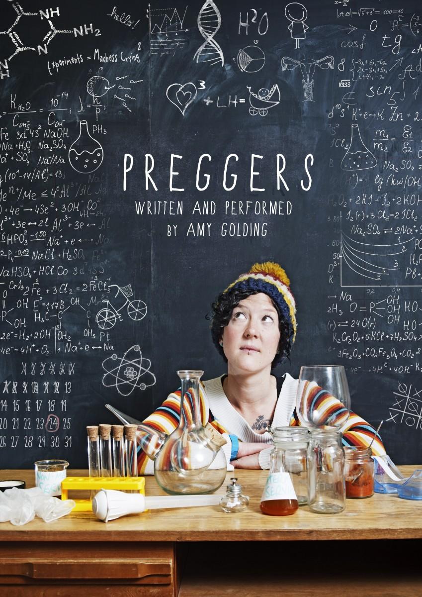 preggers poster