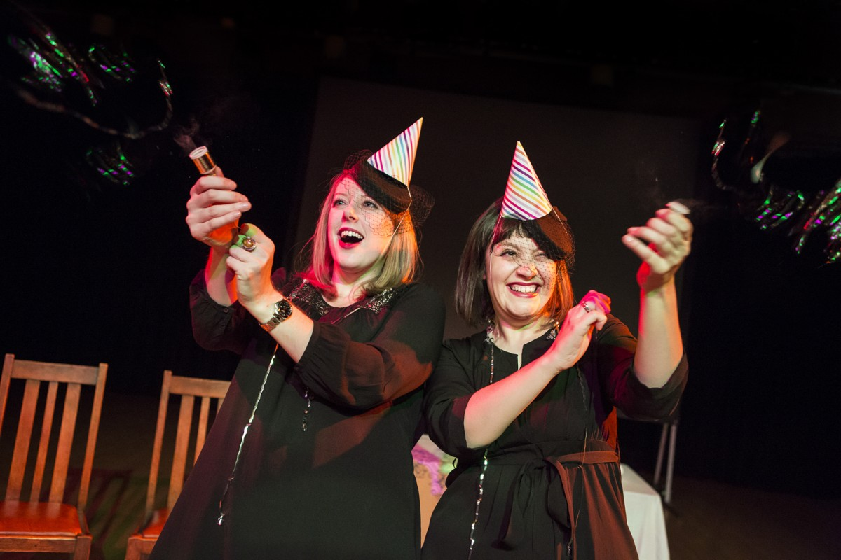 THE DEATH SHOW - Antonia Beck and Lucy Nicholls