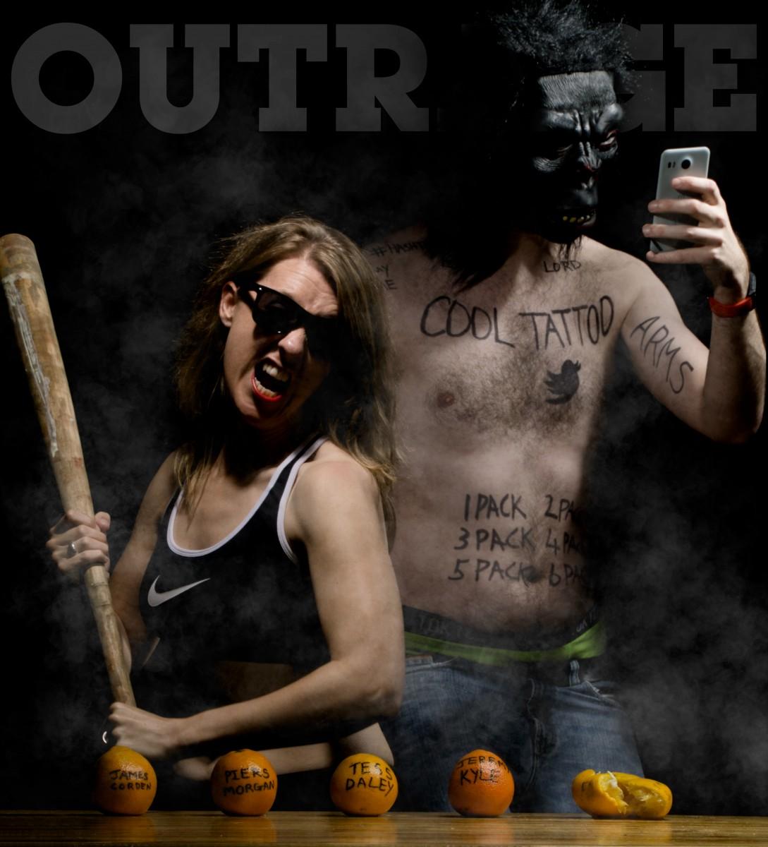 OUTRAGE - Uncanny Theatre