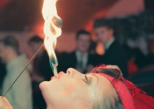 Fire Eating and Body Burning